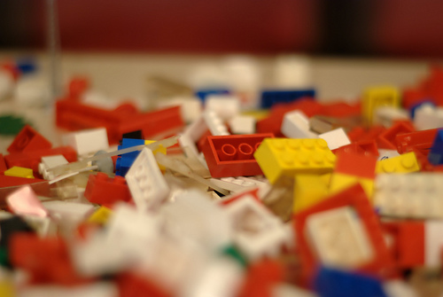 building blocks for new business