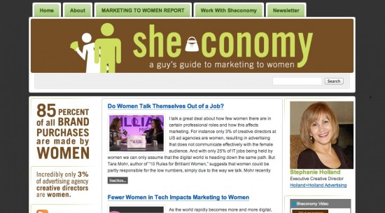 sheconomy a guys guide to marketing to women