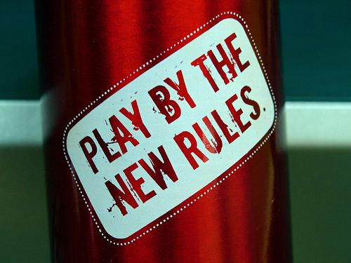 new rules of engagement for ad agency new business