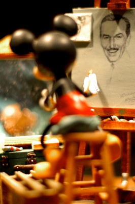 disney and ad agency creativity for new business