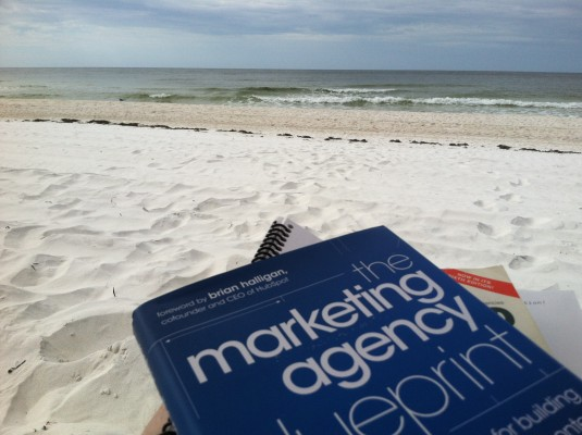 the marketing agency blueprint for ad agency new business