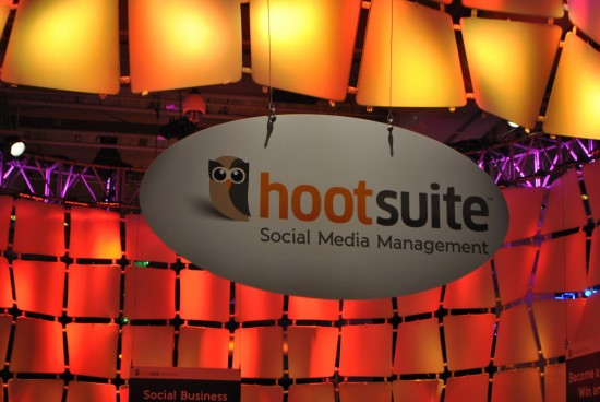 Hootsuite for ad agency new business