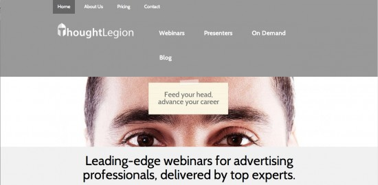 ad agency new business webinar