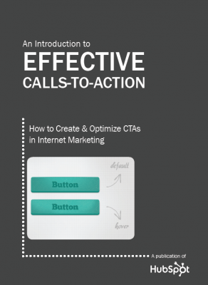Hubspot's effective calls-to-action