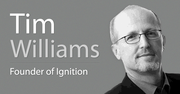 Tim Williams Thought Legion