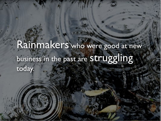 ad agency rainmakers