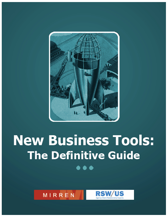 a guide to social media tools for ad agency new business