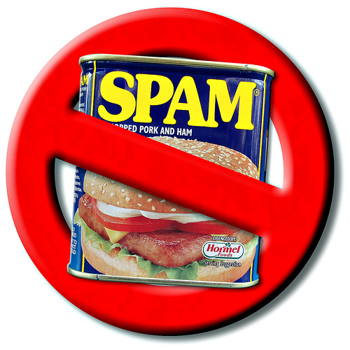 email newsletters can spam act