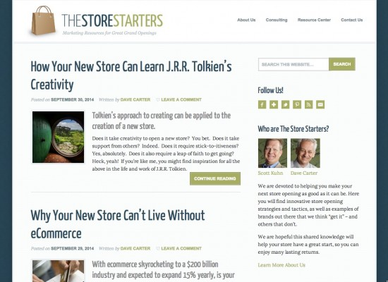 1 storestarters