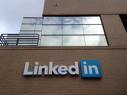 LinkedIn for ad agency new business