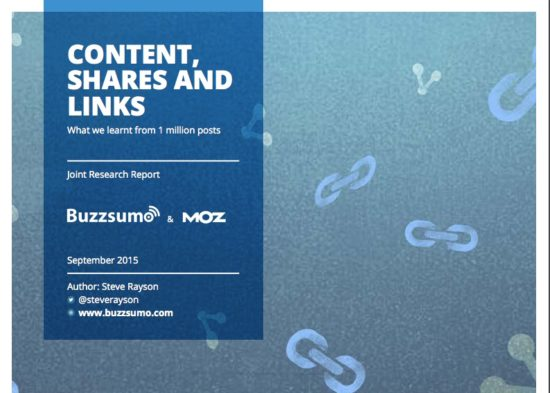 content shares and links for ad agency new business